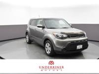 A BETTER BUYING EXPERIENCE. 2015 Kia Soul  Awards:   *