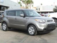 New Arrival! Bluetooth, Satellite Radio, This 2015 Kia