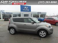 FUEL EFFICIENT 30 MPG Hwy/24 MPG City! Titanium Gray