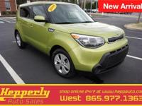 Looking for a Practically- New Kia Soul without paying