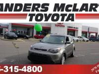CarFax 1-Owner, LOW MILES, This 2015 Kia Soul will sell