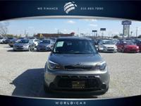 FUEL EFFICIENT 30 MPG Hwy/24 MPG City! CARFAX 1-Owner,