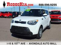 New Arrival! CARFAX 1-Owner! This 2015 Kia Soul Base,