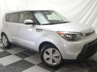 Kia Certified, CARFAX 1-Owner, ONLY 20,441 Miles! Base