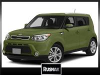 This 2015 Kia Soul Base is proudly offered by Rusnak