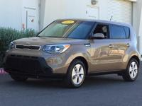 New Price! Clean CARFAX. 2015 Kia Soul FWD 1.6L I4 DGI