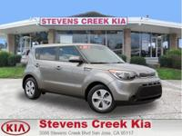 Options:  2015 Kia Soul Wagon|Gray|4-Cyl 1.6