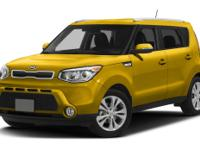Options:  2015 Kia Soul Base|Miles: 18140Stock