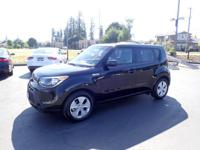 This 2015 Kia Soul Base is a great option for folks
