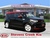 Options:  2015 Kia Soul Ev Ev + Wagon|Black|Ac Electric