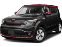 ~~ 2015 Kia Soul EV + ~~ CARFAX: 1-Owner, Buy Back