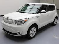 2015 Kia Soul with 81 KW Electric Motor,Cloth