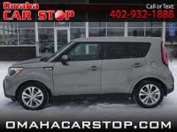 Funky and completely redesigned for 2014, our Kia Soul