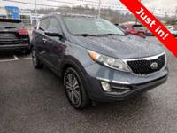 2015 Kia Sportage 2015 Kia Sportage EX, Leather