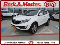 What a deal! The Kia Sportage has become a leader in
