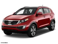 Recent Arrival! 2015 Kia Sportage EX CARFAX One-Owner.