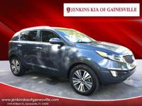 CarFax 1-Owner, LOW MILES, This 2015 Kia Sportage EX