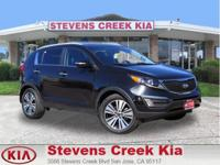 Options:  2015 Kia Sportage Ex Sport