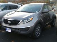 Scores 26 Highway MPG and 19 City MPG! This Kia