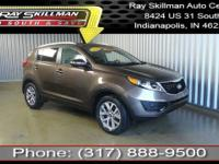REDUCED FROM $18,988! EPA 26 MPG Hwy/19 MPG City! ONLY