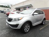 This 2015 Kia Sportage AWD 4DR LX is a great option for