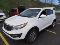Recent Arrival! 2015 Kia Sportage LX CARFAX One-Owner.