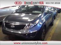 **In Transit, **CLEAN 1-OWNER CARFAX, Sportage LX, 2nd