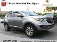 This 2015 Kia Sportage LX is offered to you for sale by