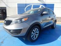 We are excited to offer this 2015 Kia Sportage. How to