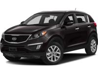 ~~ 2015 Kia Sportage LX ~~ CARFAX: 1-Owner, Buy Back