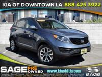 Don't miss this great Kia! This SUV stands out from the