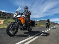 Motorbikes Adventure Touring 1134 PSN. 2015 KTM 1190