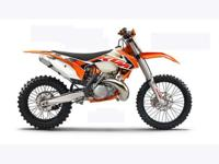 2015 KTM 300 XC No 1 selling Off Road Motorcycle the