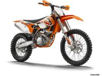 2015 KTM 350 XC-F Mid-size monster! the 350 XC-F has
