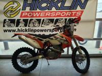 2015 KTM 350 XCF-W CALL FOR PRICING the 350 XCF-W is