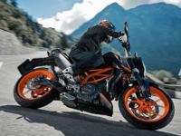 2015 KTM 390 Duke BRAND NEW!!! Tackle the urban jungle