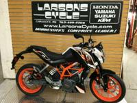 Motorcycles Standard/Naked 195 PSN . 2015 KTM 390 Duke