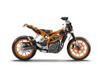 2015 KTM 390 Duke These sold out pretty fast but we