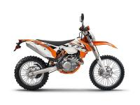 2015 KTM 500 EXC PARTS CREDIT BEST DUAL SPORT the 500