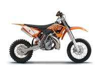 2015 KTM 65 SX does not consist of government fees