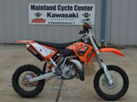 2015 KTM 65 SXS 65 SXS Limited Availability! Please