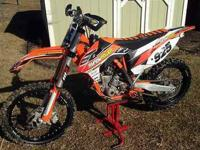 Year: 2015 Exterior Color: OrangeMake: KTM Engine Size