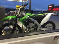 I have 2015 Kx 450, I need to sell, literally brand