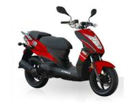 2015 Kymco Super 8 50R Affordable Summer Fun! the peppy