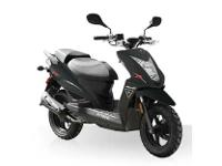 2015 Kymco Super 8 50X Affordable Summer Fun! the peppy
