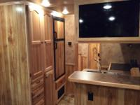 New 2015 Lakota Charger 8415 style interior 4 Horse