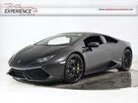 2015 Lamborghini Huracan LP 610-4 Ferrari-Maserati of