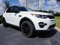 This 2015 Land Rover Discovery Sport is featured in
