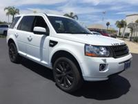 Feeling Luxurious? This 2015 Land Rover LR2 is calling