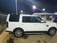We are excited to offer this 2015 Land Rover LR4. Drive
